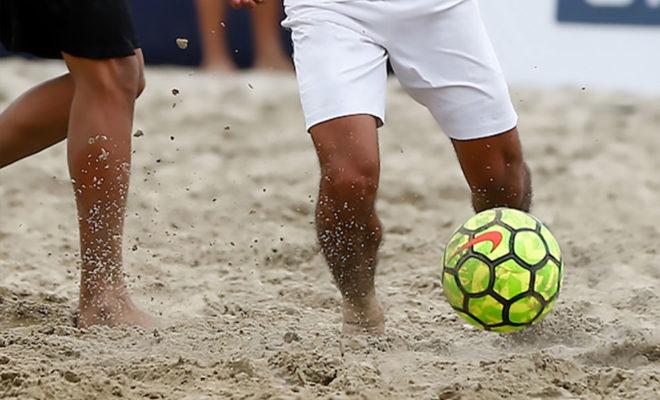 Futbol Playa Huracán