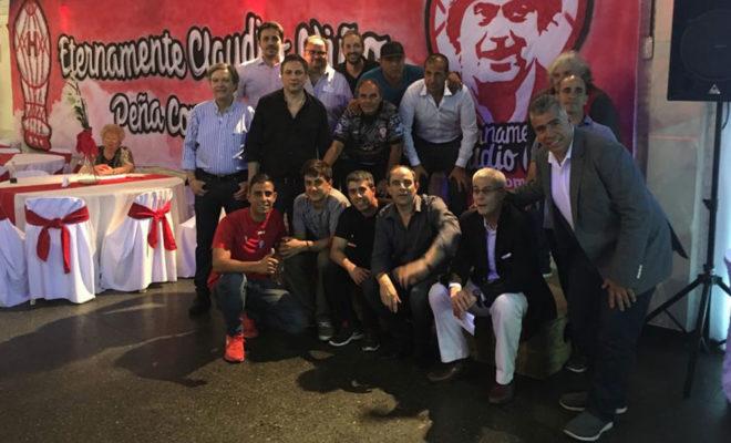 Comuna 4 - Eternamente Claudio Niño.