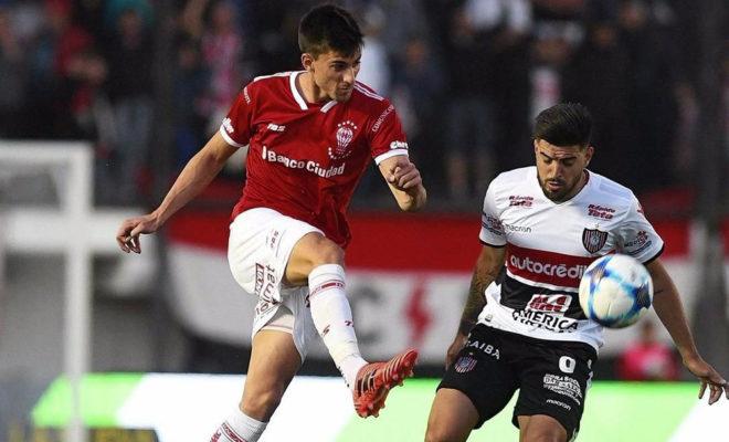 Chacarita vs Huracán