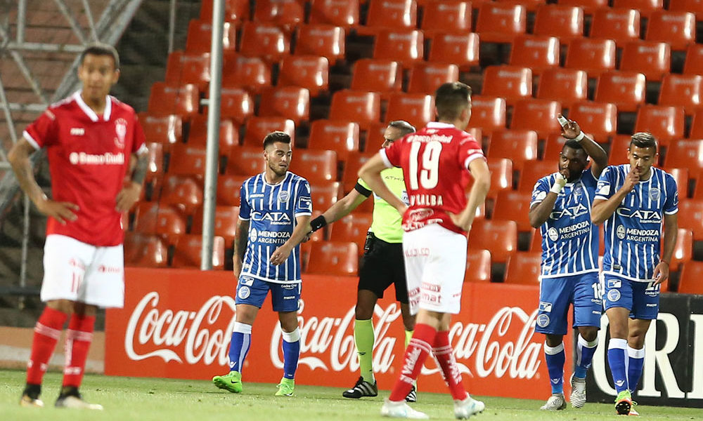 Godoy Cruz vs Huracan