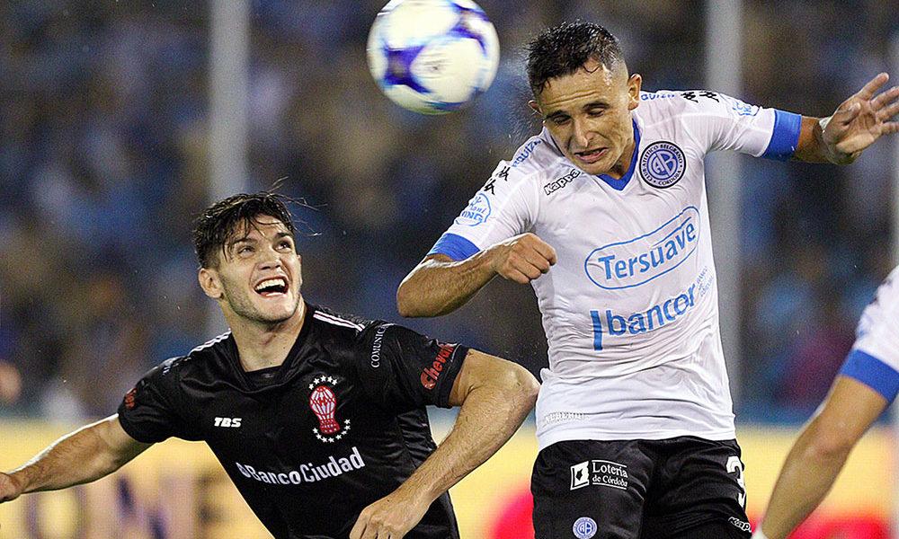 Belgrano vs Huracán