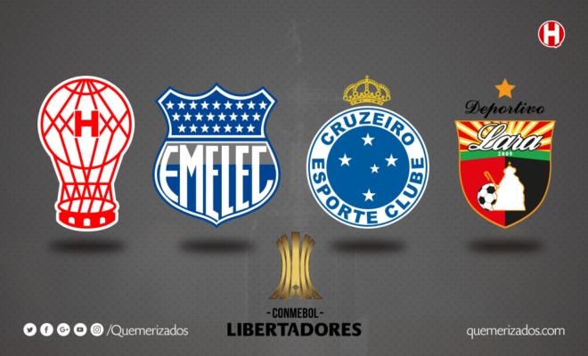 Huracán Libertadores 2019