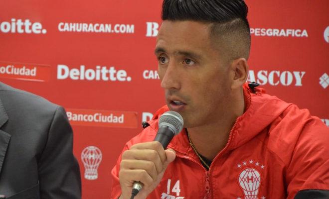 Lucas Barrios   Entrevista