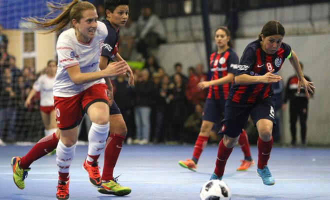 Julia Bartolucci | Futsal Huracán