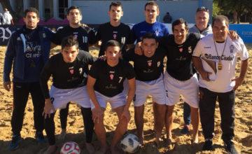 Fútbol Playa Huracán